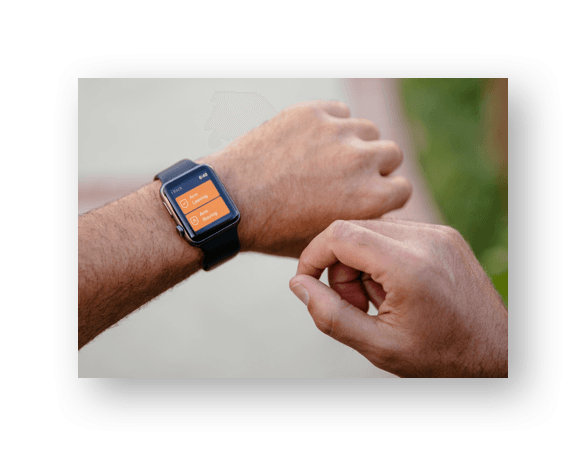 using vivint app on apple watch